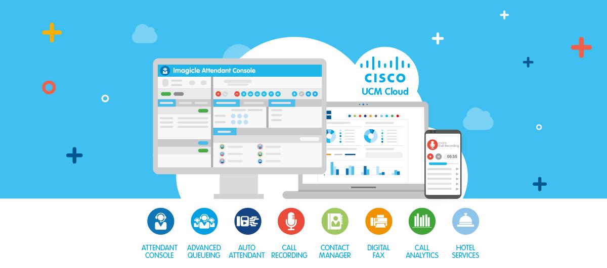 Imagicle UC Cloud Suite